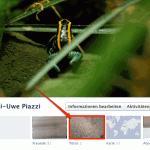 Facebook: Wie lösche ich meine Titebilder