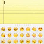 iOS 6: Smilie Tastatur einrichten